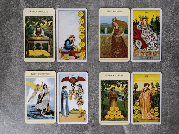 tarot kártya